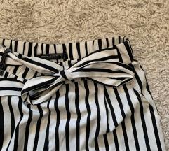 Zara csíkos culotte