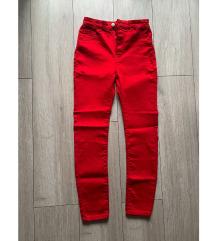 Pull&bear piros nadrág