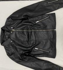 Női dzseki műbőr kabát vadonatúj