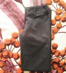 Egyenes szárú, alkalmi nadrág, S
