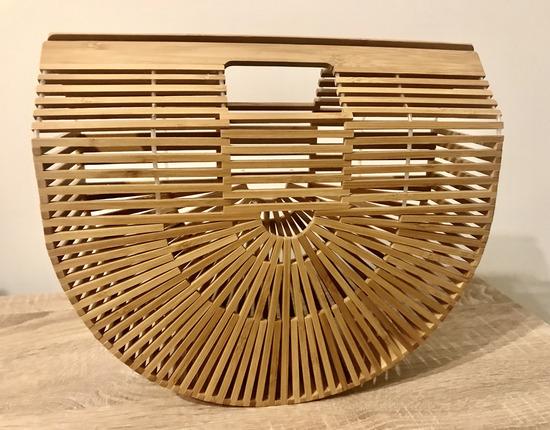 Új bambusz bamboo táska