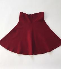 Zara knit szoknya