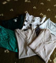 Női pólók/felsők