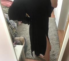 Zara fekete midi ingruha