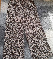 Zara Leopárd mintás nadrág