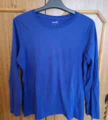 Esmara kék hosszú ujjú póló, L-es