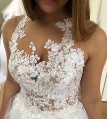 Kathia Dobo menyasszonyi ruha eladó