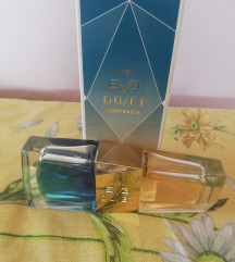 ÉVE kétvégű parfüm ingyen posta