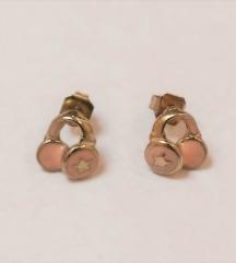 Rózsaszín fejhallgató fülbevaló 2+1 akció
