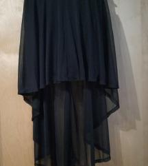 Fekete H&M szoknya