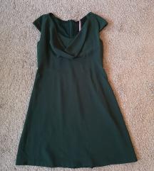 Zöld alkalmi ruha.(40)