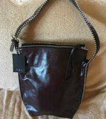 Zara barna táska