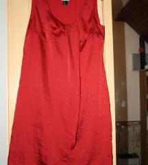 Vörös H&M ruha