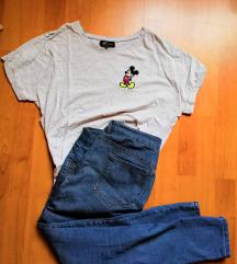 Reserved Mickey egeres póló