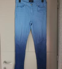 Mango Violeta ombre kék farmer 46-os