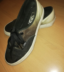 Vans csillogós cipő