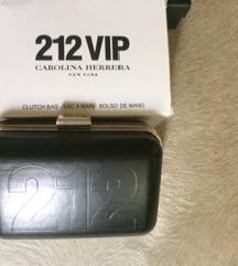Új eredeti fekete Carolina Herrera VIP handbox