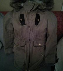 Meleg téli kabát