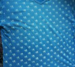 Kék póló XL - csere vagy 300 Ft