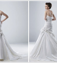 Sellő fazonú menyasszonyi ruha eladó!