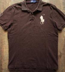 ' Ralph Lauren ' férfi pique póló, L-es méretben