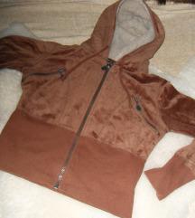 Terranova eredeti barna plüss s kapucnis felső női