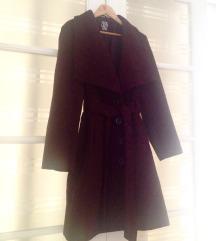 Bordó DEBENHAMS kabát