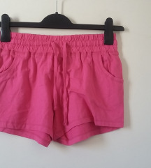 Miss Fiori Couture ciklámen short, XS/S-es (8-as)