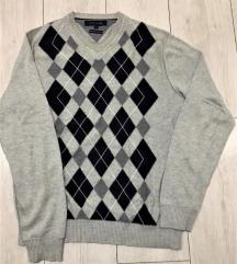 Tommy Hilfiger kötött pulóver