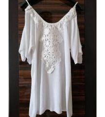 S/M, 36/38, S, M méretű fehér színű női strandruha