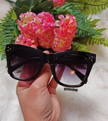 Celine ihlette cat eye napszemüveg