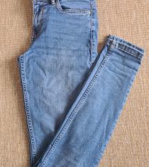 Orsay kék sztreccses skinny farmer