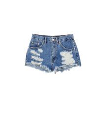 Pull&bear ripped shorts denim collection ÚJ!