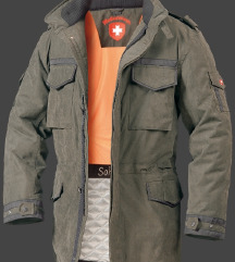 Wellensteyn Soho kabát