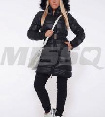 Fekete missq kabát