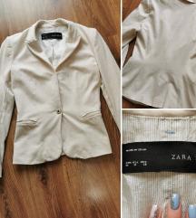 Zara nude blézer