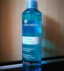 Új Yves Rocher hidratáló tonik