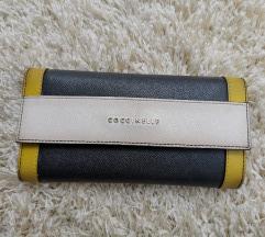 Coccinelle saffiano bőr pénztárca