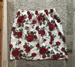 H&m rózsás szoknya