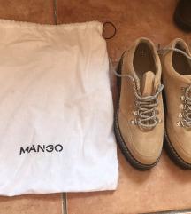 Mango bőr félcipő