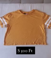 Sárga póló H&M