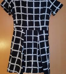 Kockás ruha (teljesen új, sosem hordott)
