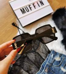 YSL design oversized napszemüveg Új! 🖤