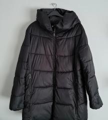Reserved fekete kabát új