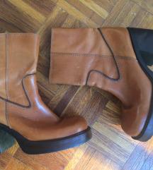vintage Buffalo bőr csizma 40