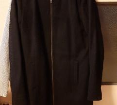 Fekete kabát S