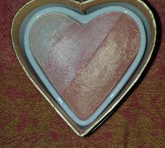 I Heart Makeup Highlighter - Iced Hearts
