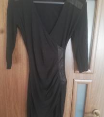 Victoria Moda S-M fekete ruha