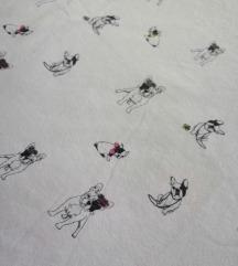 franciabulldogos ORSAY póló
