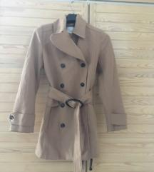 Barna őszi Mangó kabát